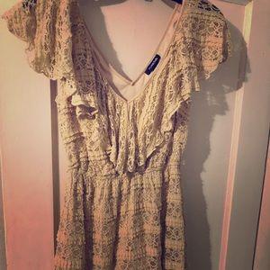 Vintage looking dress